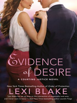 cover image of Evidence of Desire