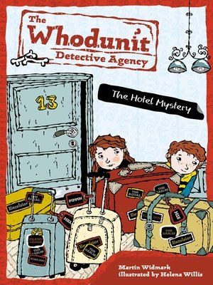cover image of The Hotel Mystery