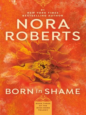 cover image of Born in Shame