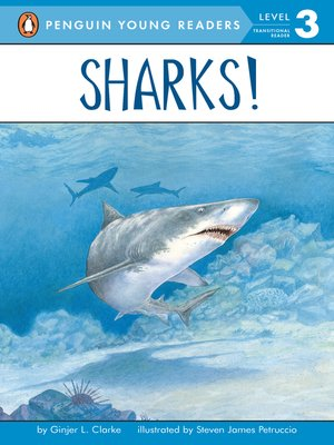 cover image of Sharks!