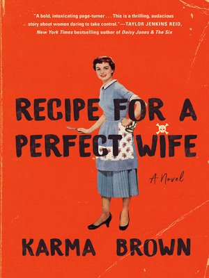 cover image of Recipe for a Perfect Wife