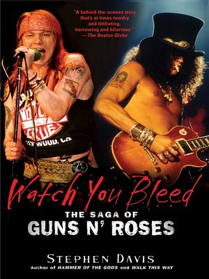 cover image of Watch You Bleed