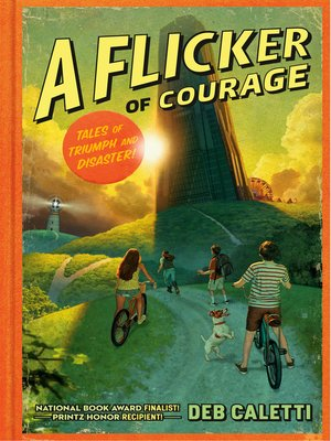 cover image of A Flicker of Courage