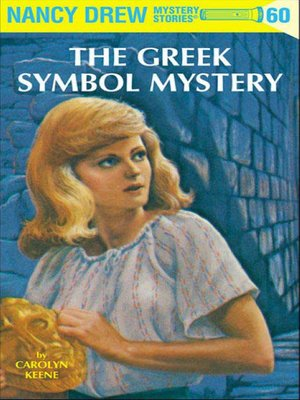 cover image of The Greek Symbol Mystery