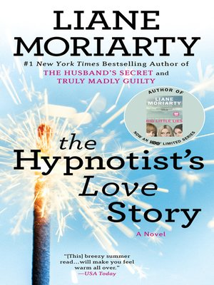 cover image of The Hypnotist's Love Story