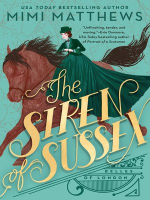 cover image of The Siren of Sussex