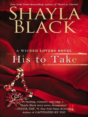 Delicious Shayla Black Pdf