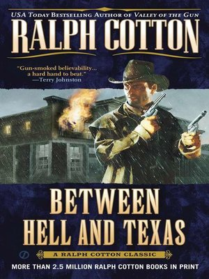cover image of Between Hell and Texas