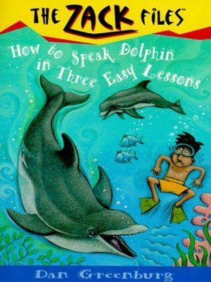 cover image of How to Speak Dolphin in Three Easy Lessons