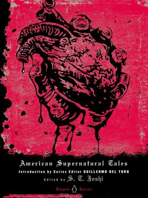 cover image of American Supernatural Tales