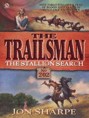 cover image of The Stallion Search