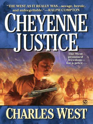 cover image of Cheyenne Justice