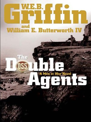 cover image of The Double Agents