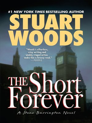 cover image of The Short Forever