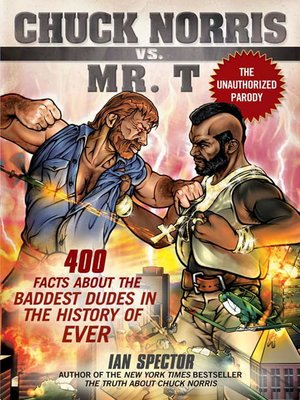 cover image of Chuck Norris vs. Mr. T