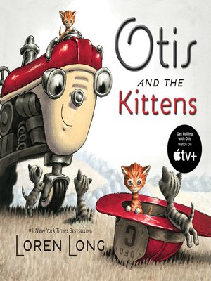 cover image of Otis and the Kittens