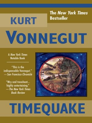 cover image of Timequake