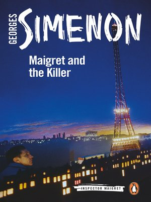 cover image of Maigret and the Killer