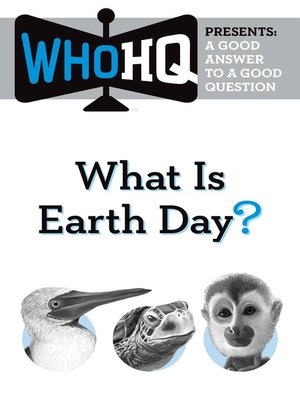 cover image of What Is Earth Day?