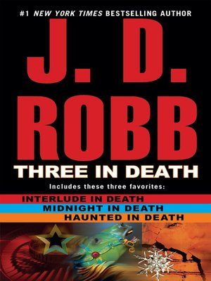 cover image of Three in Death