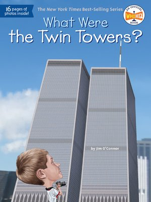 cover image of What Were the Twin Towers?