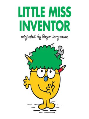 cover image of Little Miss Inventor