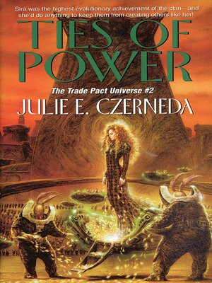cover image of Ties of Power