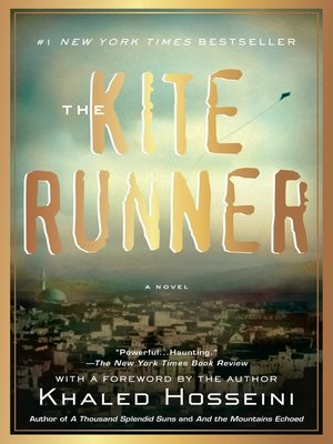 cover image of The Kite Runner