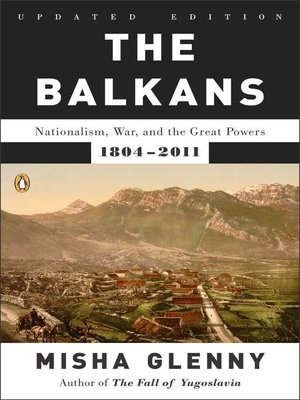 cover image of The Balkans