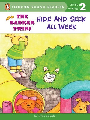 cover image of Hide-and-Seek All Week