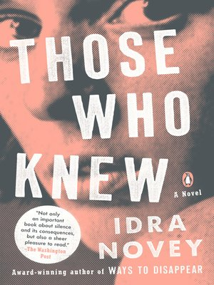 cover image of Those Who Knew