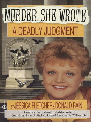 cover image of A Deadly Judgment