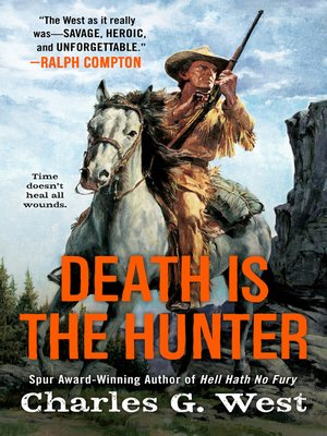 cover image of Death is the Hunter