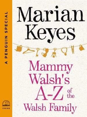 cover image of Mammy Walsh's A-Z of the Walsh Family
