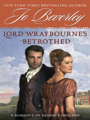 cover image of Lord Wraybourne's Betrothed