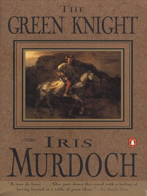 cover image of The Green Knight