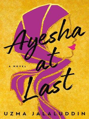 cover image of Ayesha At Last