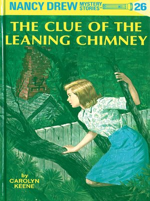cover image of The Clue of the Leaning Chimney