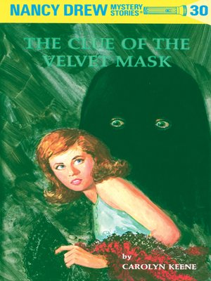 cover image of The Clue of the Velvet Mask