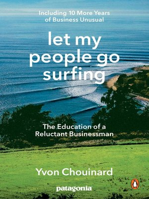cover image of Let My People Go Surfing
