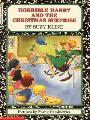 cover image of Horrible Harry and the Christmas Surprise