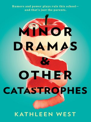 Minor Dramas & Other Catastrophes  Book Cover