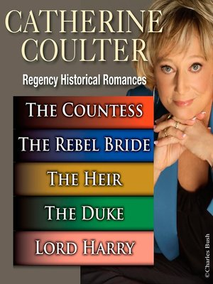 cover image of Catherine Coulter's Regency Historical Romances