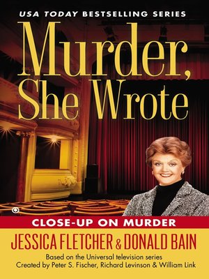 cover image of Close-Up on Murder