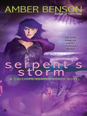 cover image of Serpent's Storm