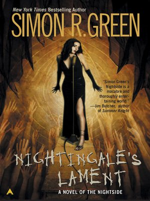 cover image of Nightingale's Lament