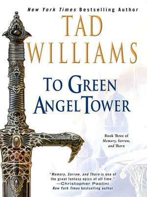 cover image of To Green Angel Tower, Volume 1