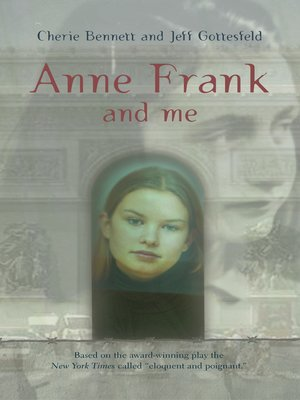 cover image of Anne Frank and Me