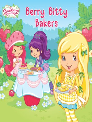 cover image of Berry Bitty Bakers