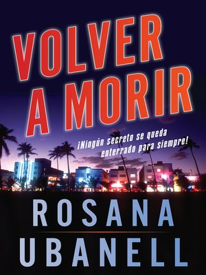 cover image of Volver a morir (Dead Again)